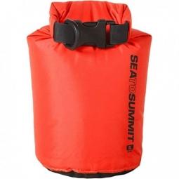 Sac etanche leger 1 litre sea to summit rouge