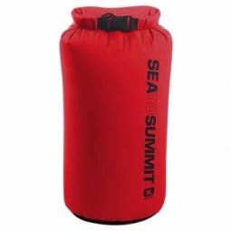 Sac etanche leger 8 litres sea to summit rouge