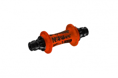 ns hubs front rotary 10 mm 32h orange
