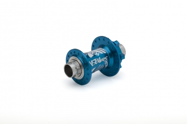 Ns hubs front rotary 20 mm 32h blue