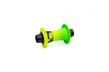 NS HUBS FRONT ROTARY 20 MM (32H) LEMON LIME