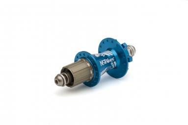 Ns hubs rear rotary cassette 135 142x12 32h blue