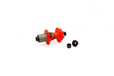 Ns hubs rear rotary cassette 135 142x12 32h red