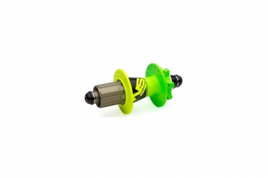 Ns hubs rear rotary cassette 135x10 32h lime