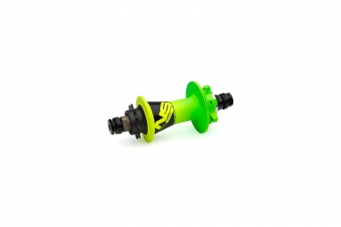 ns hubs rear rotary single speed 32h lime