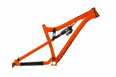 Cadre NS FRAMES SODA EVO 27.5'' Orange