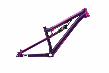 ns frames soda slope purple unique 165 185 cm
