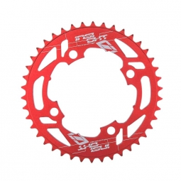 Couronne insight 104mm rouge 36