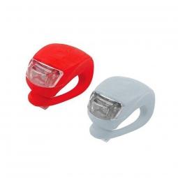 Lampes led etanche avec attache silicone