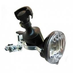 Dynamo et phare intégré pour vélo