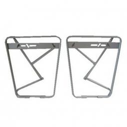 Porte bagages avant sur fourche de velo