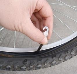 Jeu de 3 démonte-pneus en métal