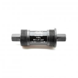 Boitier de pedalier chin haur 119 mm bsa
