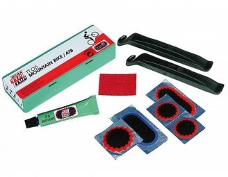 tip top tt05 kit de reparation anti crevaison pour vtt