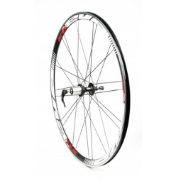 Roue arriere route airline evo k7 shimano noir
