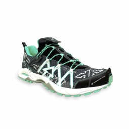 Chaussures raidlight team r light 004 lady turquoise white