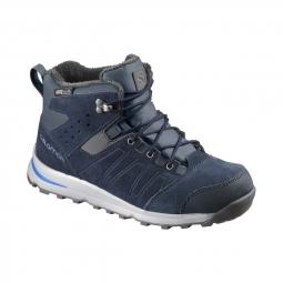 chaussure rando salomon utility ts cswp j slateble 31