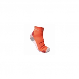 chaussettes raidlight r light fines orange 35 37