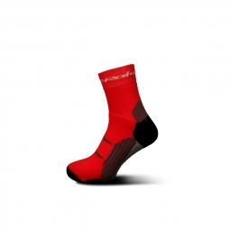 chaussettes raidlight r light mixtes rouge 38 40