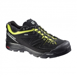 Chaussures salomon x alp ltr gtx black geko 44