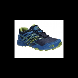 baskets the north face ultra mt blue green 44