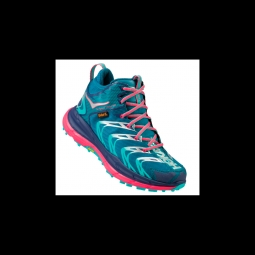 Chaussures de running hoka one one tor speed 2 blue coral 36