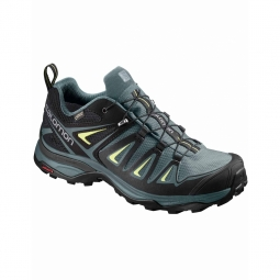 Chaussures randonnee salomon x ultra 3 gtx w artic 38 2 3
