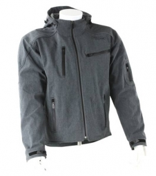 Urban - Blouson Soft Shell Gris