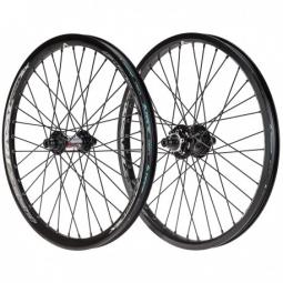 Paire de roue pride rival pro sx disc 36h black