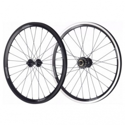 Roues stay strong evolution race 20 x 1 75 black