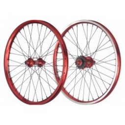 Roues stay strong evolution race 20 x 1 75 red