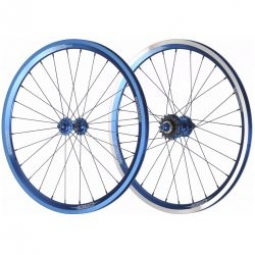 ROUES STAY STRONG EVOLUTION RACE - 20 x 1.75 - BLUE