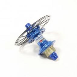 Moyeu ar pride rival pro disc 36h blue