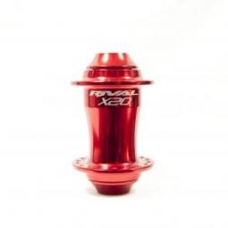 Moyeux av pride rival x20 red