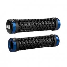 Pack poignee ODI vans lock on 130mm noir/bleu