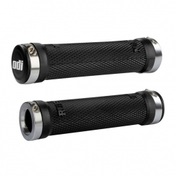 Ruffian ODI grips with Lock-on system