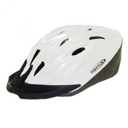 casque blanc cycliste 14 l xl