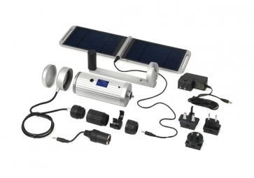 panneau solaire batterie robuste dynamo