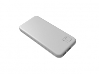 Batterie externe 10 000mAh. Double USB