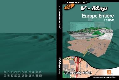 carte routiere tomtom de l europe complete sur 2 dvd