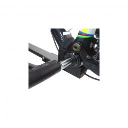 Extracteur de roulements pour pédaliers  de vélo .