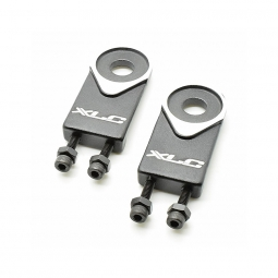 Tendeur de chaine roue arriere xlc paire pour axe 10 mm