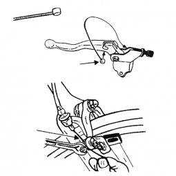 Set de câbles de frein VTT