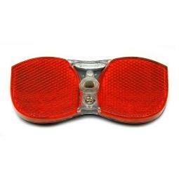 Eclairage arriere avec detecteur de mouvement pour porte bagage velo