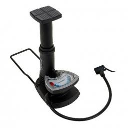Mini pompe a pied avec indicateur manometre