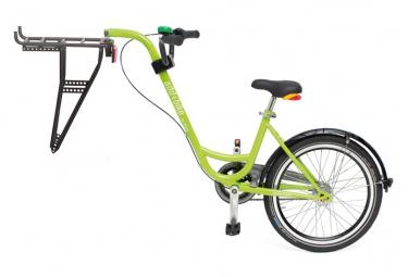 Image of Eme3eme roue roland vert avec vitesse avec roue libre