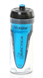 Bidon ZEFAL Artica Isotherme couleur Bleu contenance 550 ml