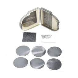Kit de rustines autocollantes 6 pieces