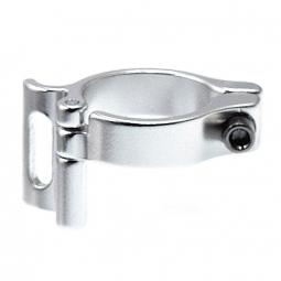 Collier derailleur avant aluminium o 28 6 mm unique