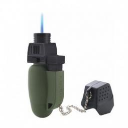 Briquet Highlander Turboflame Military vert